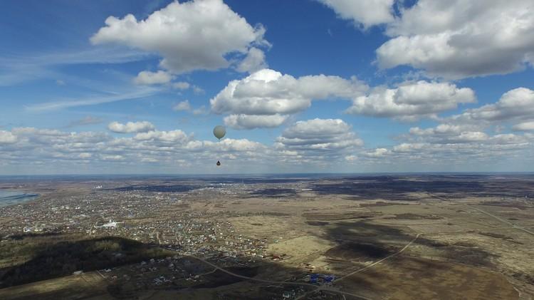 Фото: Оператор стратосферных полетов Стратонавтика