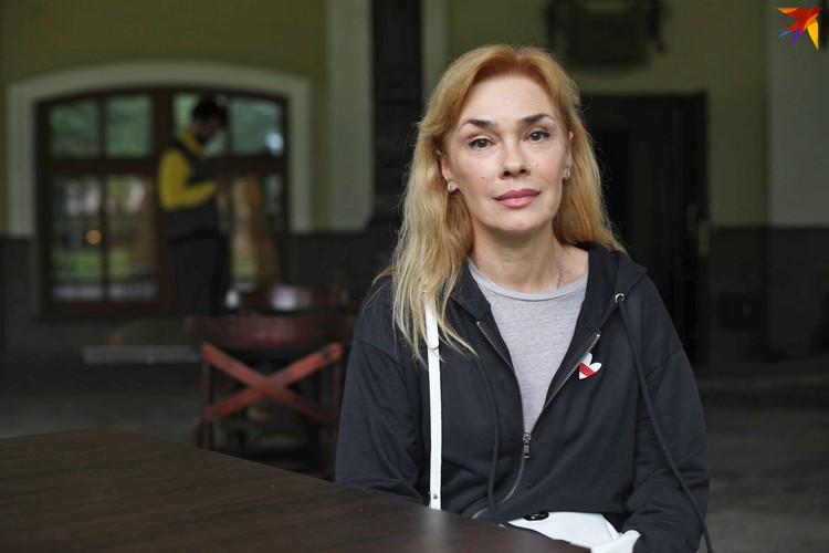 Народная артистка Зоя Белохвостик 26 августа забрала вещи из Купаловского. Она служила в театре почти 40 лет