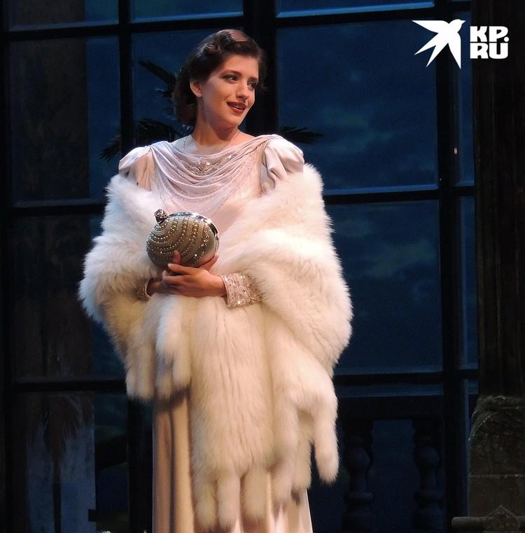 Анна Чиповская в роли Веры Клейторн.