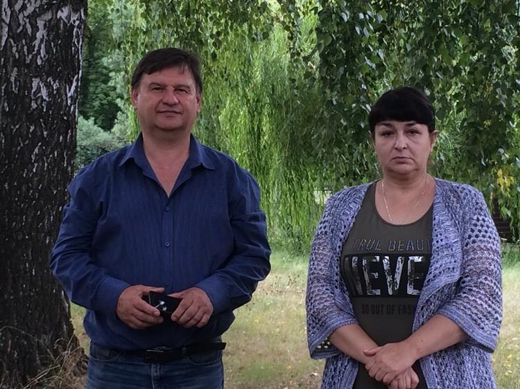Геннадий Сазонов и Анжела Лозовская сделали все, чтобы помочь пожилому человеку обрести семью