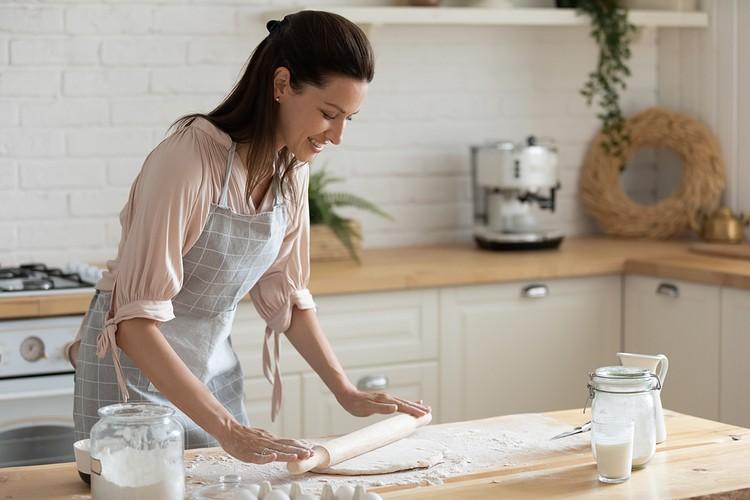 Совершенная противоположность кулинарным пофигистам – богини теста и начинок