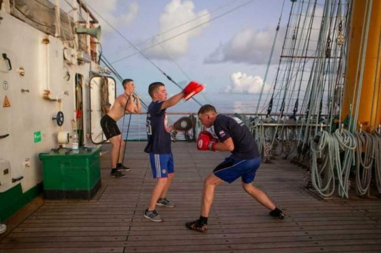 Настоящей отдушиной во время изоляции стал спорт. Фото: Григорий КУБАТЬЯН