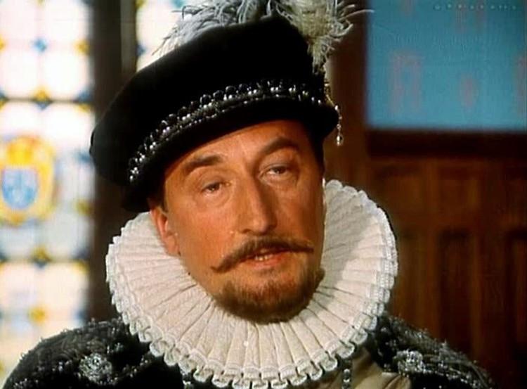 Для кого-то Клюев - прежде всего герцог де Гиз из «Королевы Марго» и «Графини де Монсоро»