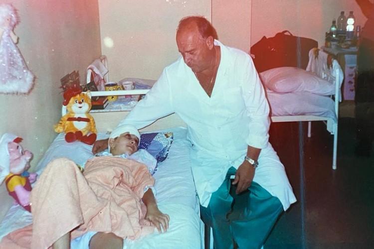 Ростовские врачи спасли девочку. Фото героя публикации.