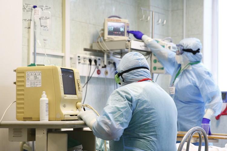Краевые инфекционные госпитали встретили эпидемию коронавируса во всеоружии