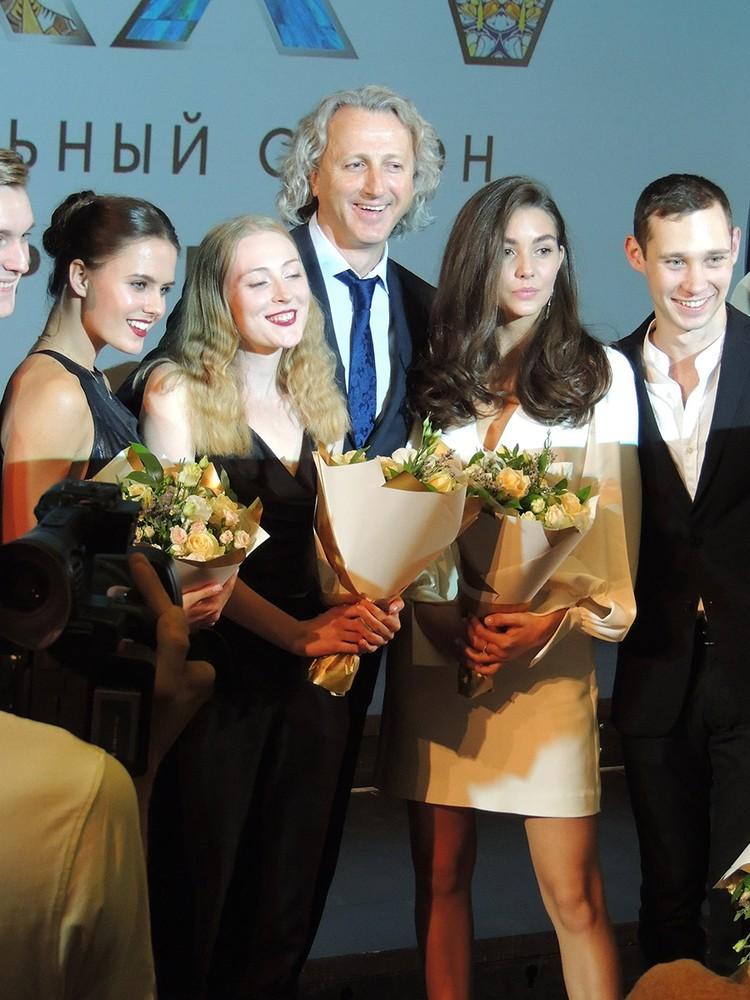 «Табакерка» открыла свой 35-й юбилейный сезон сразу двумя премьерами
