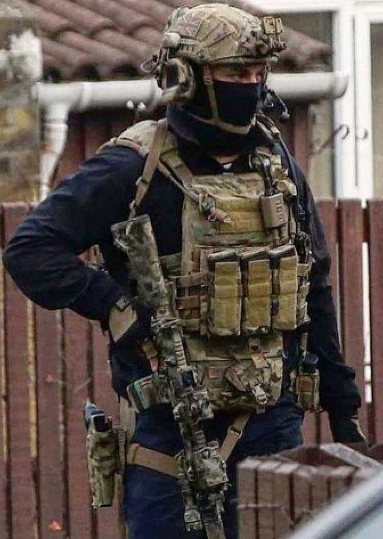 SAS (Великобритания)