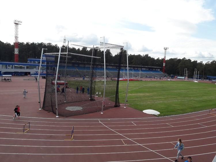 Стадион им. Елесиной на четыре дня станет главной легкоатлетической ареной России.