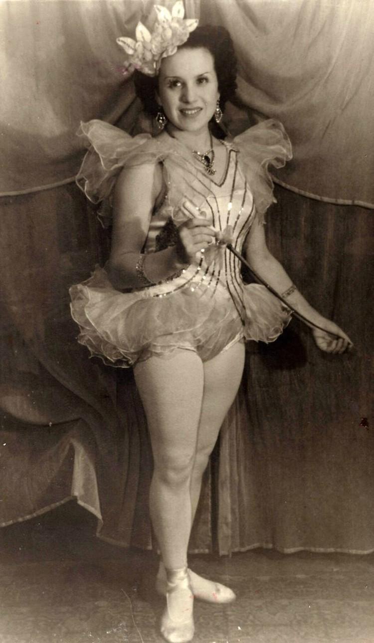 Валентина Лерри. Фото: Предоставлено Петербургским музеем кукол