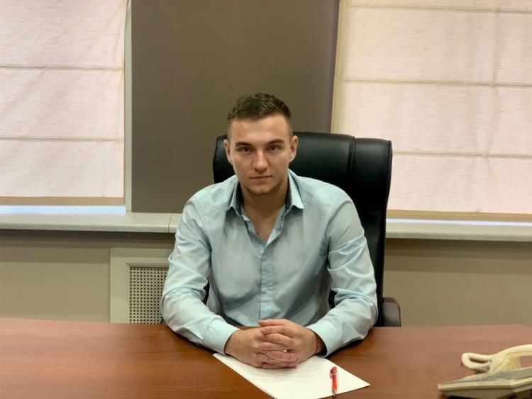 Директор по маркетингу и продажам компании «Автогаз» Николай Королев. Фото: предоставлено «Автогаз».