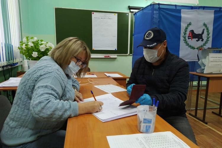 В Иркутской области досрочно выбирают губернатора.