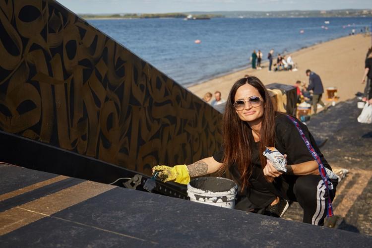 В Самаре появится семь муралов всемирно известных мастеров стрит-арта. Фото: Людмила Грибцова.