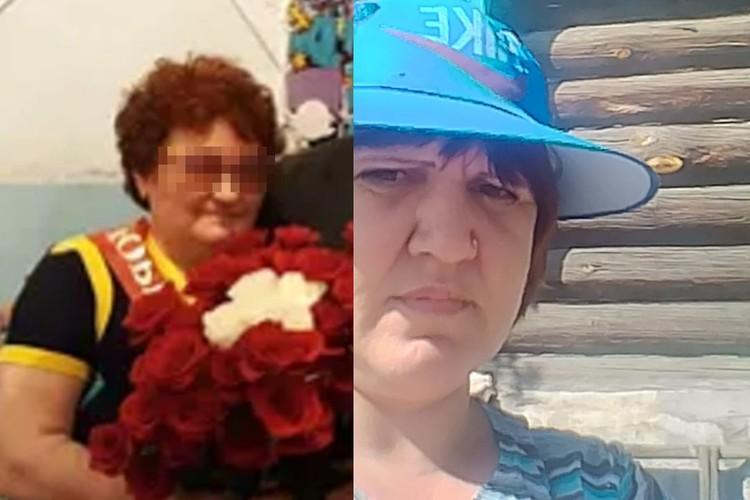 Оксана хочет засудить хозяйку магазина (слева) за клевету. Фото: предоставлены героиней публикации