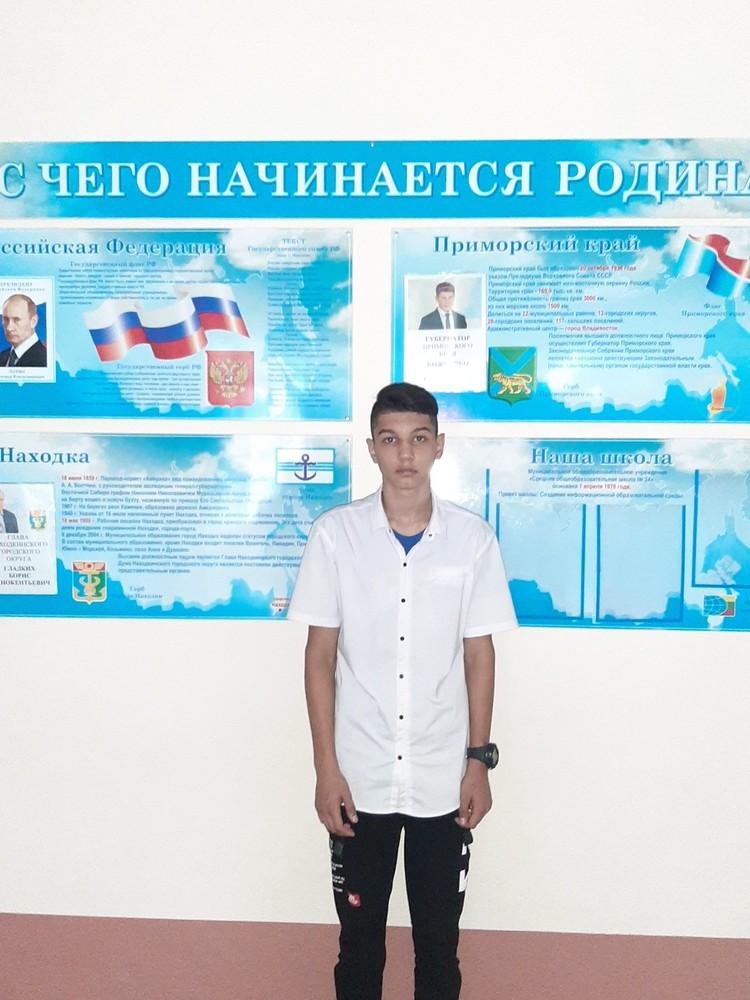Сергей признается, что сильно испугался в день пожара.