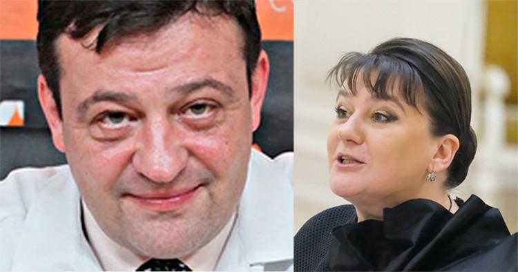 Олег Мельников - один из братьев актрисы Анастасии Мельниковой.