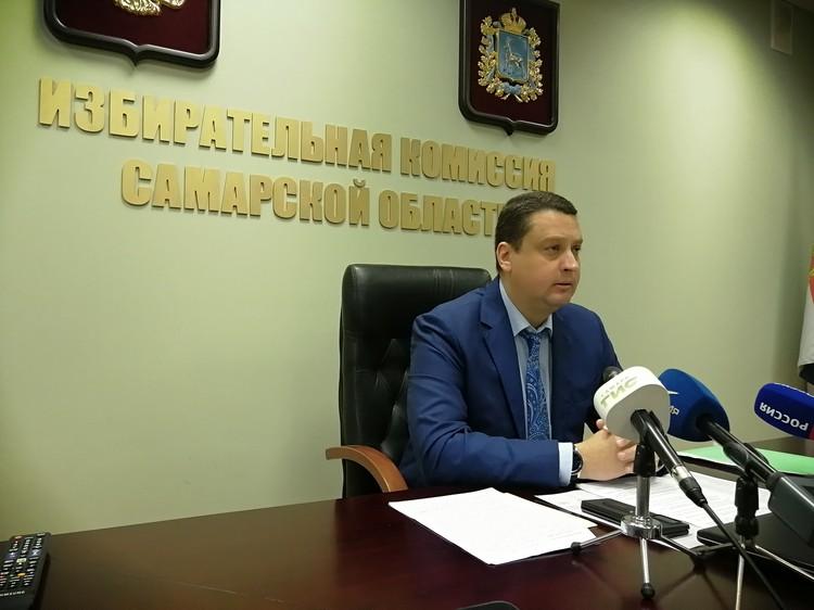 Вадим Михеев рассказал о предварительных итогах выборов