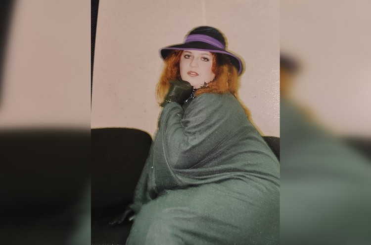 Мария в образе Аллы Пугачевой в 2005 году. Фото: предоставлено героиней публикации