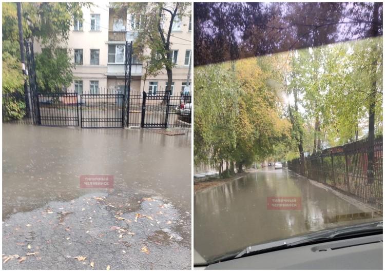 Вот так выглядит вход в детский сад на улице Челябинского рабочего. Фото: Типичный Челябинск /vk.com