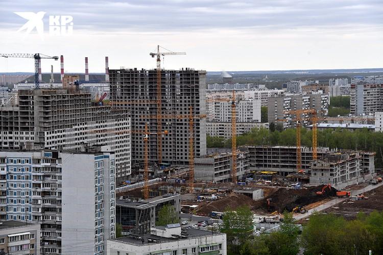 Рынок недвижимости активизировался, люди продолжают покупать квартиры
