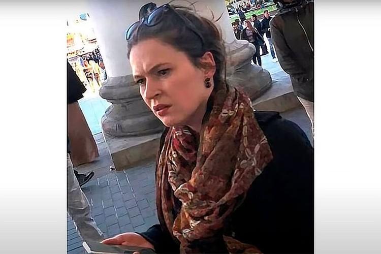Марина Певчих. Фото: кадр из видео NationNews