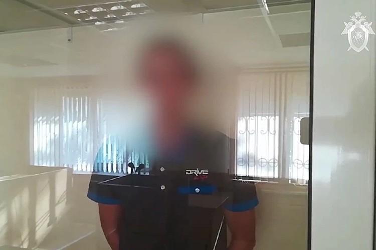16-летний подозреваемый полностью признал вину. Фото: скрин с видео СУ СКР по Пермскому краю.
