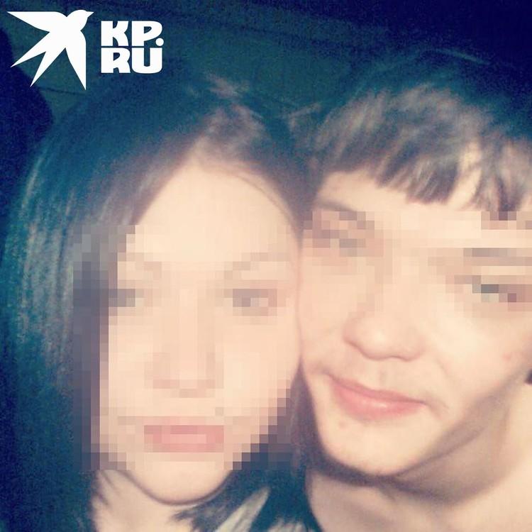 Павел стал встречаться с Сашей, когда ей было 15 лет. Фото: предоставлено героями публикации.
