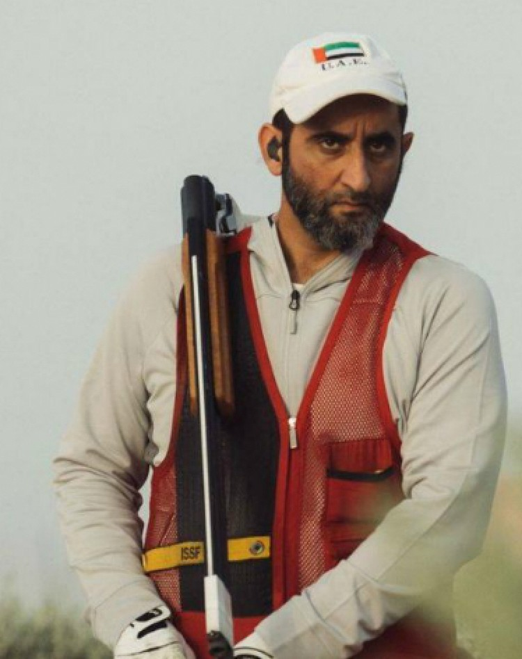 Невест шейх аль-Мактум обычно находит на соревнованиях по стрельбе. Фото: Sheikhs de Dubai/Facebook