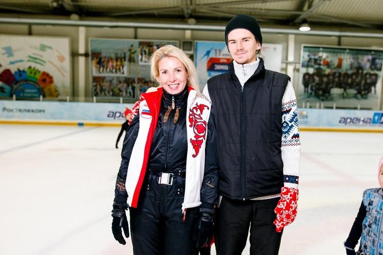 Ирина Лобачева решила больше не давать шансов молодому мужу