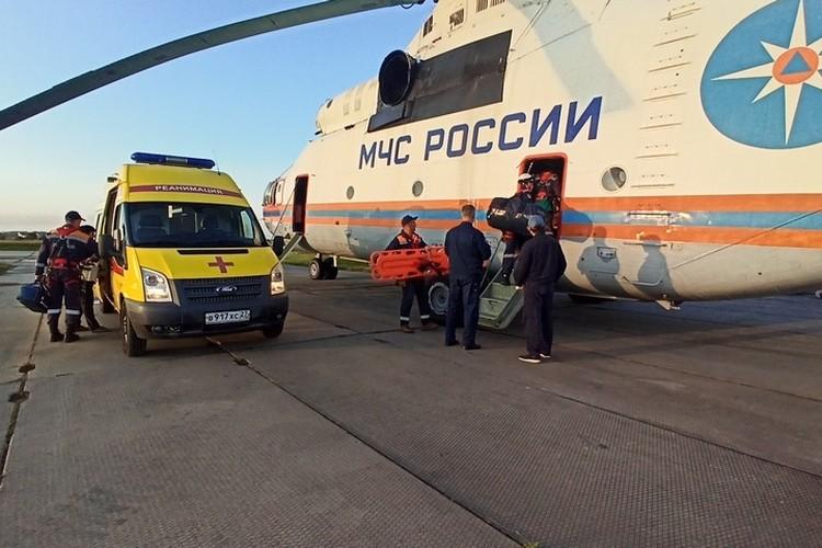 Крушение автобуса в Хабаровском крае: что известно к этому часу?
