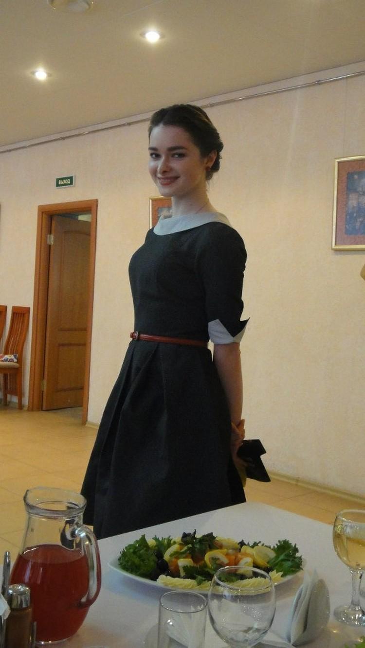 Анастасия готовила для Соколова