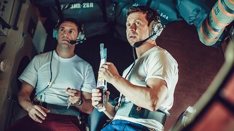 Шипенко выпустил фильм «Салют-7», снятый по мотивом экстремального полета в космос советских летчиков