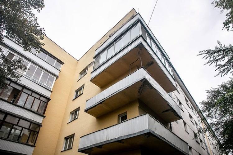 В Доме Артистов жили многие известные ленинградцы. Фото: Валерий Панов