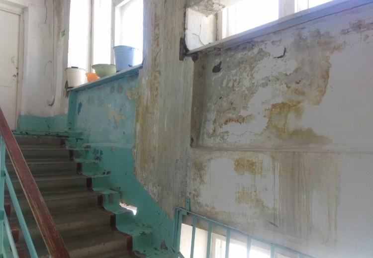 """Вот так выглядит больница внутри. Фото: предоставлено организацией """"Гражданский патруль"""""""