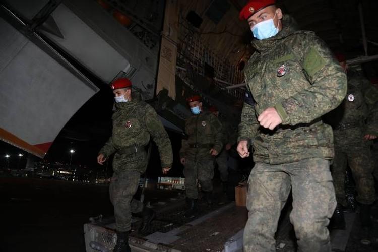 Главное без потерь: в Хабаровск из Сирии вернулись сотрудники военной полиции