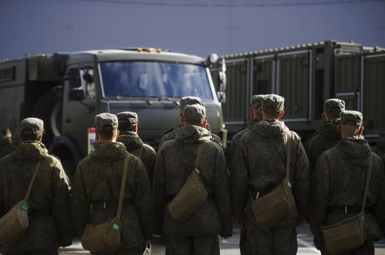 В Армении прошла всеобщая мобилизация.