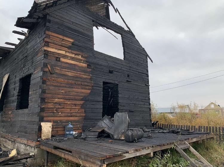 Следователи проверят, почему дети находились одни дома. Фото: СК РФ по Тюменской области