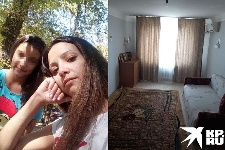 В родном городе девочку ждет сестра и уютное жилье. Фото:предоставлено мамой девочки
