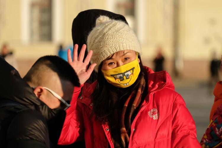 Петербург для туристов из Китая - один из главных маршрутов для путешействий