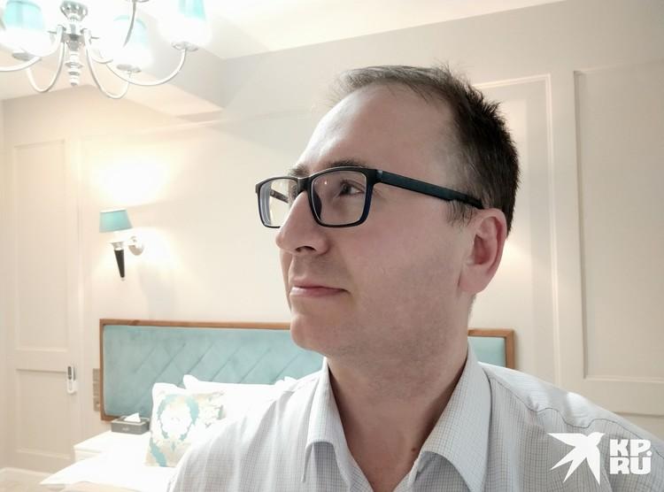 """Корреспондент """"КП"""" Вадим Алексеев заселился в такой же номер, как у Навального."""