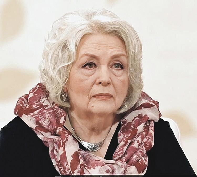 Сейчас об артисте заботится его бывшая жена Татьяна Власова. Фото: Канал «Россия 1»