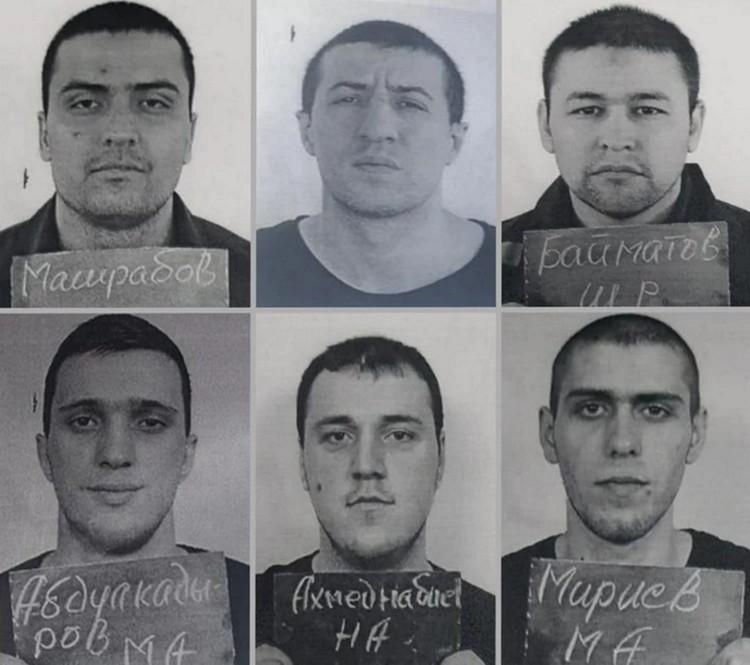 """Шестеро участников побега рискуют получить еще по пять лет """"бонуса"""" к уже имеющимся срокам"""