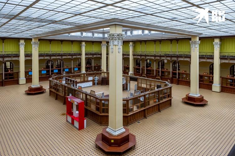 Первая масштабная реставрация закончилась в 2008 году