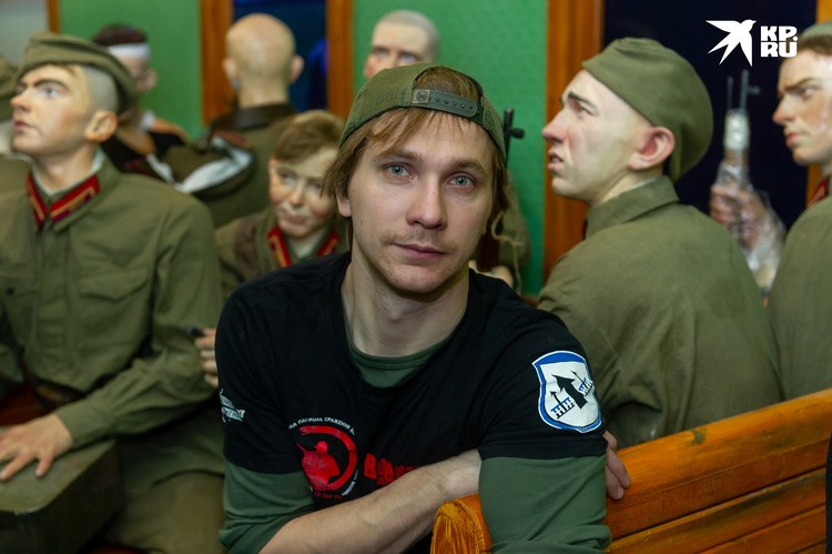 Дмитрий Поштаренко, автор проекта