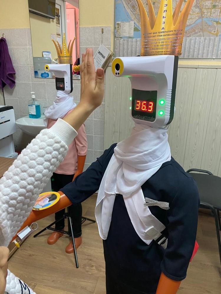 Роботы облегчают работу медсестер. Фото: Из архива героя публикации