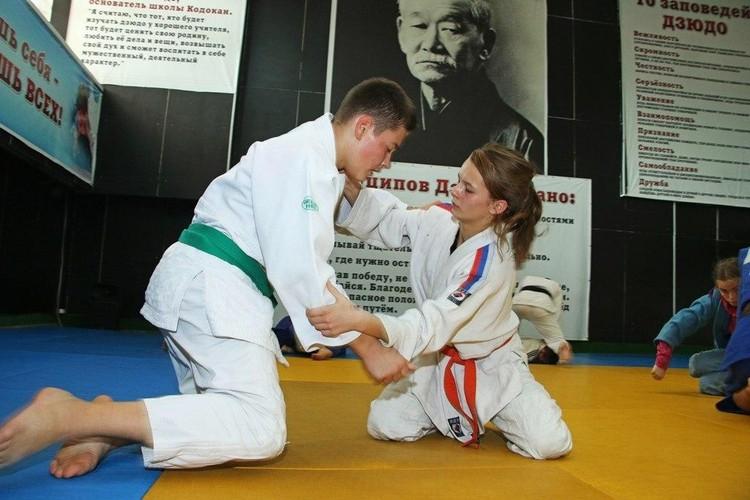 Дзюдо в Республике – самый популярный вид спорта. Фото: Федерация дзюдо ДНР