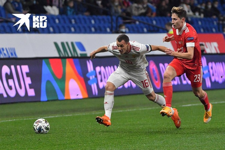 Венгрия смотрелась более дерзко по сравнению с тем, что было в матче, который прошел в сентябре.