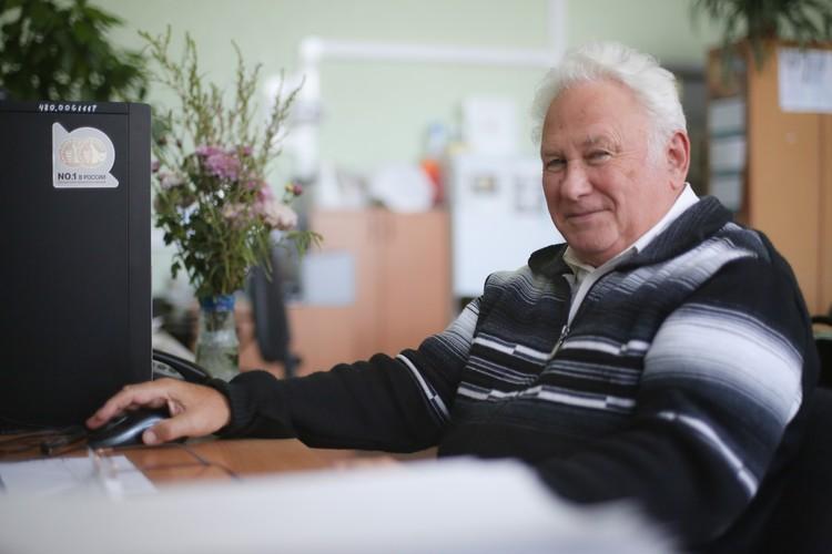 За свою трудовую деятельность Израиль Соломонович Гусинский опубликовал более двадцати печатных работ в научных журналах