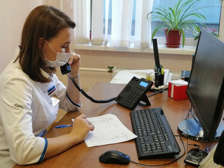 Дарья Назаркина - медик в третьем поколении