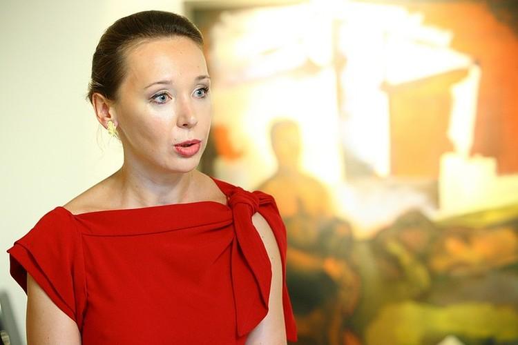 Адвокат Юлия Вербицкая-Линник.