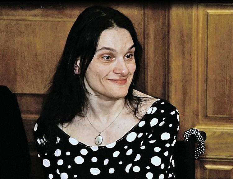 Несмотря на ДЦП, Мария Баталова окончила ВГИК и стала сценаристом.